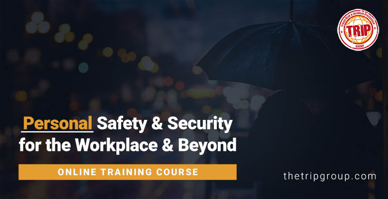 Personal Safety & Security Training Course