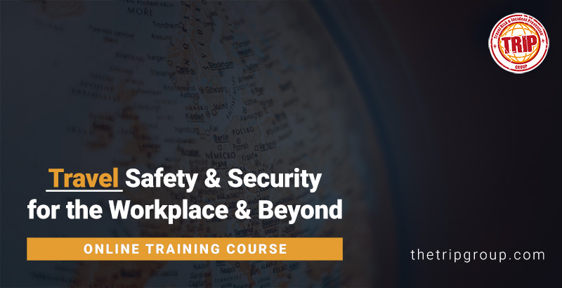 Travel Safety & Security Course